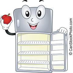 refrigerador, mascota