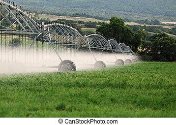 regaderas irrigación
