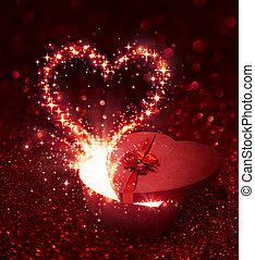 Regalo de San Valentín - con chispas