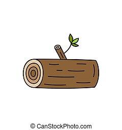 registro, madera