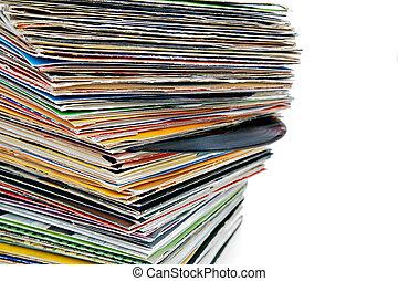 registros, vinilo