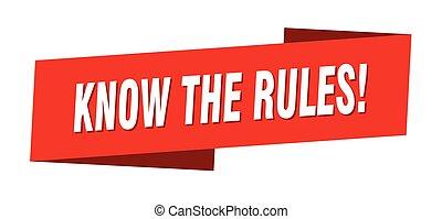 reglas, template., bandera, saber, cinta, etiqueta, señal