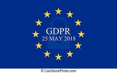 regulación, protección, datos, (gdpr), general