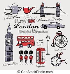 Reino Unido cosas famosas y paisajes
