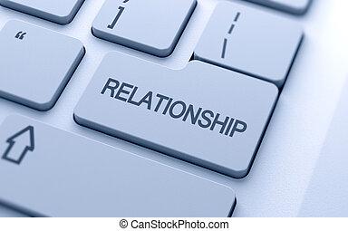 relación, palabra