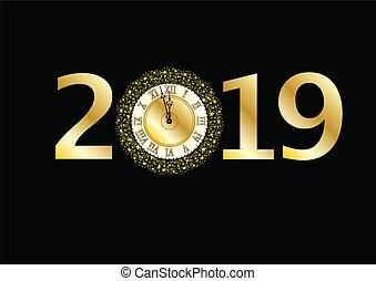 reloj, 2019