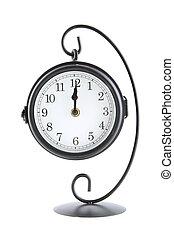Reloj a medianoche