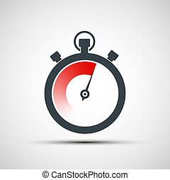 Reloje deportivo de Logo.