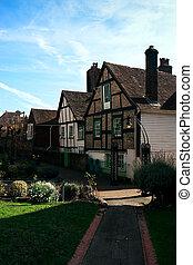 Rema de casas viejas en Grenstead Este