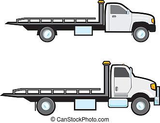 remolque, camiones