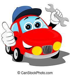 reparación automóviles