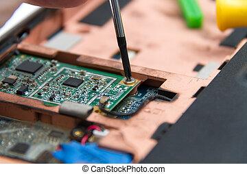 Reparación de portátiles profesional