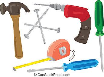 Reparar herramientas de icono