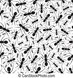 Repetición de hormiga