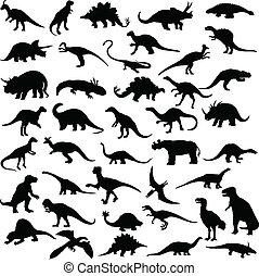reptiles dinosaurios