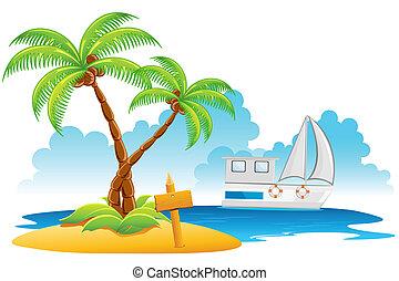 Residencia de playa