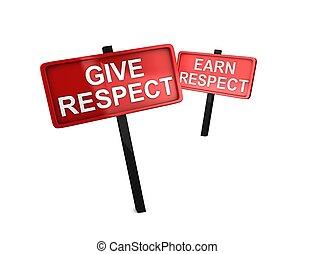 respeto, elasticidad
