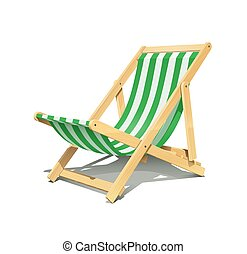 rest., verano, playa, tumbona