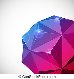 resumen, 3-dimensional, plano de fondo