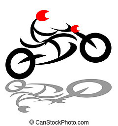 resumen, biker, extremo