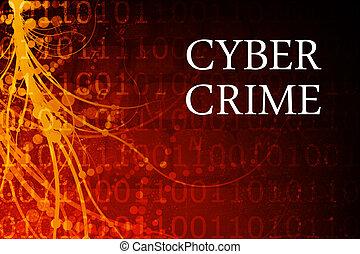 resumen, cyber, crimen