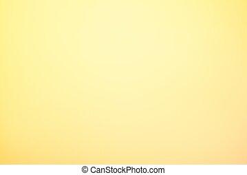 resumen, fondo anaranjado, luz amarilla