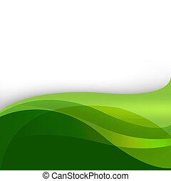resumen, fondo verde, naturaleza