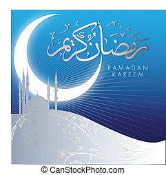 resumen, kareem, ramadan, celebración