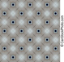 resumen, patrón geométrico, encima de cierre