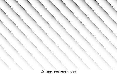 resumen, plano de fondo, geométrico, vector, gris, illustration., blanco