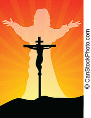 resurected, cristo, jesús