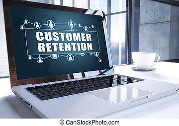 retención, cliente