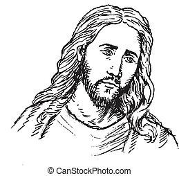Retrato de Jesús