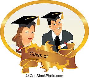 Retrato de nuestros graduados...