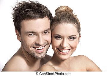 Retrato de un matrimonio feliz