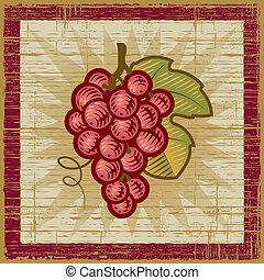 Retro de uvas