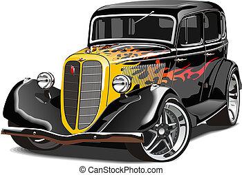 Retro Hotrod