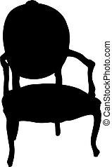 Retro sillón