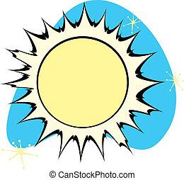 Retro sol