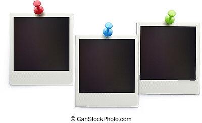 Retroprogramas de foto polaroid