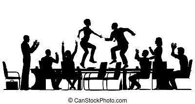 Reunión de celebración