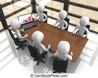 Reunión de la compañía
