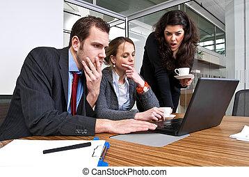 Reunión de oficina