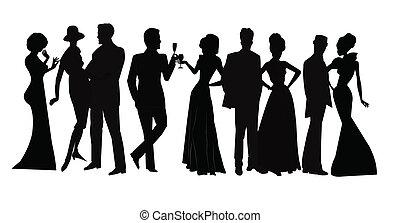Reunión social