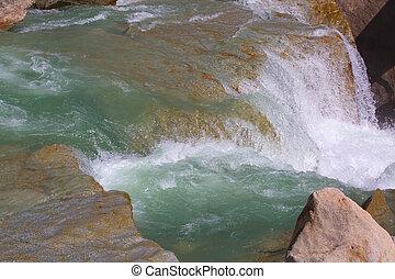 reuss, río
