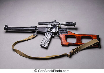 Rifle francotirador