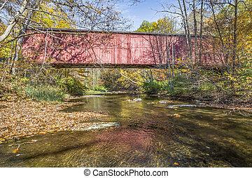 Rob Roy cubrió el puente