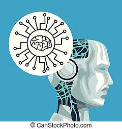 robot, inteligencia artificial