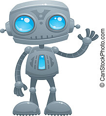 robot ondeante