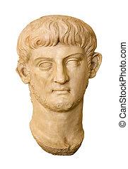 romano, emperador, nero